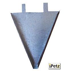 iPetz Small Tabbed Perch Holders (Pair)