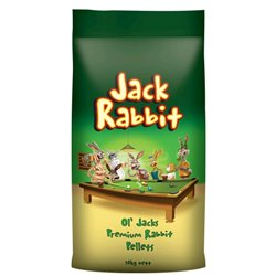 Laucke Mills Ol Jack Premium Rabbit Pellets 20kg