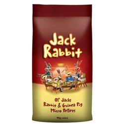 Lauke Mills Ol Jack Rabbit & Guinea Pig Micro Pellets 10kg