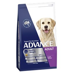 Advance Large Weight Control Chicken with Rice Dry Dog Food