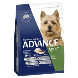 Advance Small Adult Chicken with Rice Dry Dog Food
