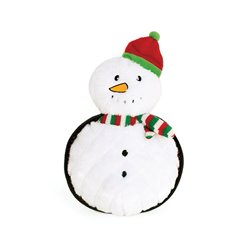 ZippyPaws Holiday Z-Stitch Grunterz Snowman (29 x 19cm)