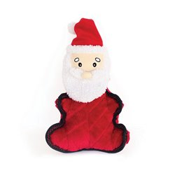 ZippyPaws Holiday Z-Stitch Grunterz Santa (37 x 15cm)