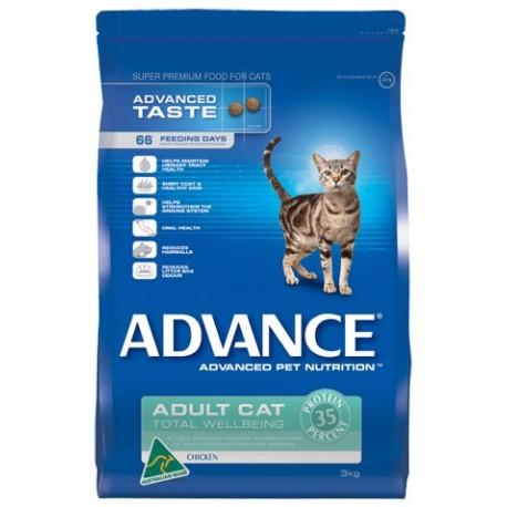 ADVANCE - Cat - Chicken