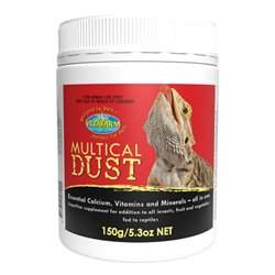 Vetafarm Herpavet Multical Dust 150g