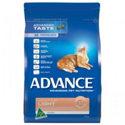 ADVANCE - Cat - Light - Chicken