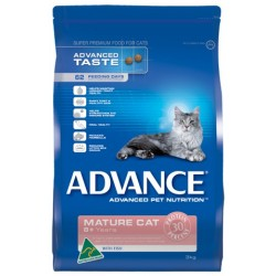 ADVANCE - Cat - Senior - Fish