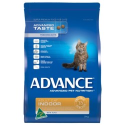 ADVANCE Cat Indoor Tuna