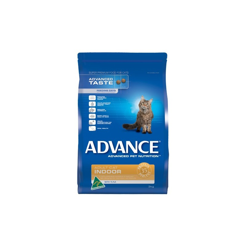 Advance Cat Food Review