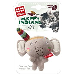Gigwi Happy Indians Melody Chaser Elephant