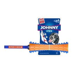 Gigwi Johnny Stick Push to Mute Trans Blue Orange