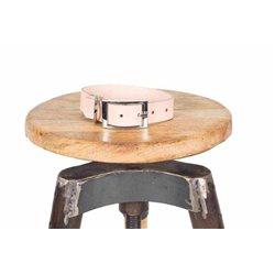 Mog & Bone Genuine Leather Collar Quartz