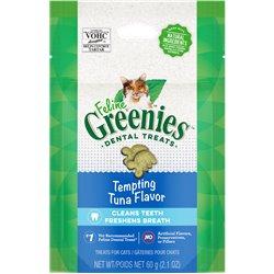 Greenies Feline Tuna Cat Treats 60g