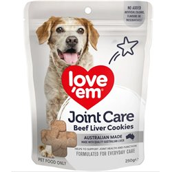 Love 'em Joint Care Cookie 250g