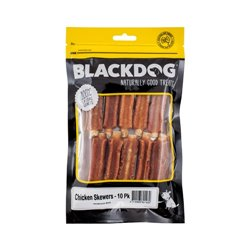 BlackDog Chicken Skewers 10pk