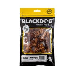 BlackDog Sweet Potato Chicken Wrap 150g