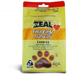 Zeal Free Range Naturals Chewies 125g