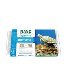 NAS Fresh Raw Turtle Food Baby 120g
