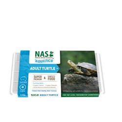 NAS Fresh Raw Turtle Food Adult 120g