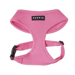 Puppia Soft Harness Pink