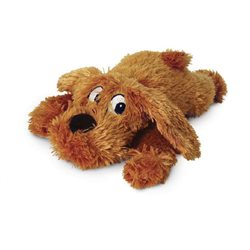 Yours Droolly Small Muff Pup Dog Toy