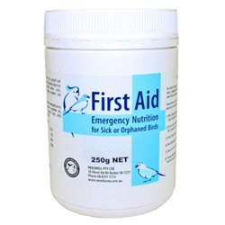 Wombaroo First Aid for Birds 250g