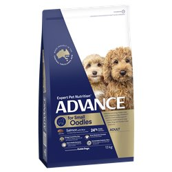 Advance Small Oodles Dry Dog Food Salmon with Rice