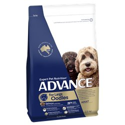 Advance Large Oodles Dry Dog Food Salmon with Rice