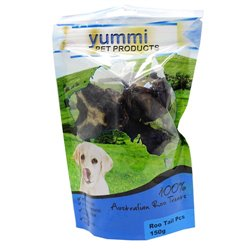 Yummi Kangaroo Tail Pieces 150g