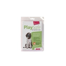 Yours Droolly PlaySafe Soft Dog Muzzle