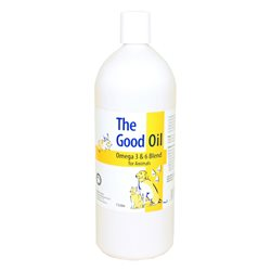 Passwell The Good Oil For Animals Omega 3 & Blend