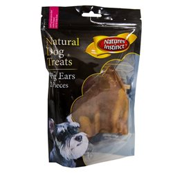 Pigs Ear 2 Pack Natures Instinct