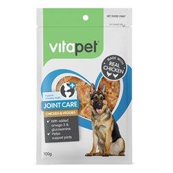 VitaPet Function Joint Care Chicken & Veggies Dog Treat 100g