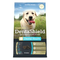 Vetafarm Lovebites Dentashield Chews 60pk