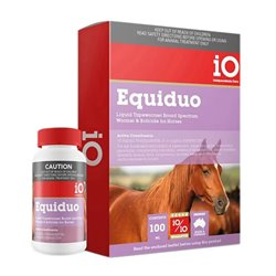 iO EquiDuo Liquid for Horses 250mls