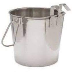 Flat Side Bucket Hook on 3 Quart (2.8L)