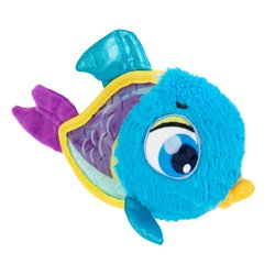 Yours Droolly Tropical Fish Dog Toy