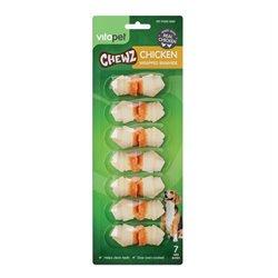 Vitapet Chicken Wrapped Minibone Chews (7pk)