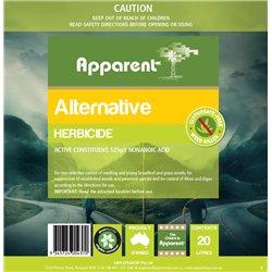 Apparent Alternative Herbicide