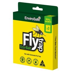 Envirosafe Fly Bait (3 Refill Sachets)