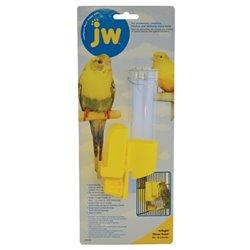 JW Insight CLEAN SEED SILO BIRD FEEDER (18cm Ov. Height)