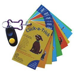 Karen Pryor CLICK-A-TRICK (Card w/Clicker)