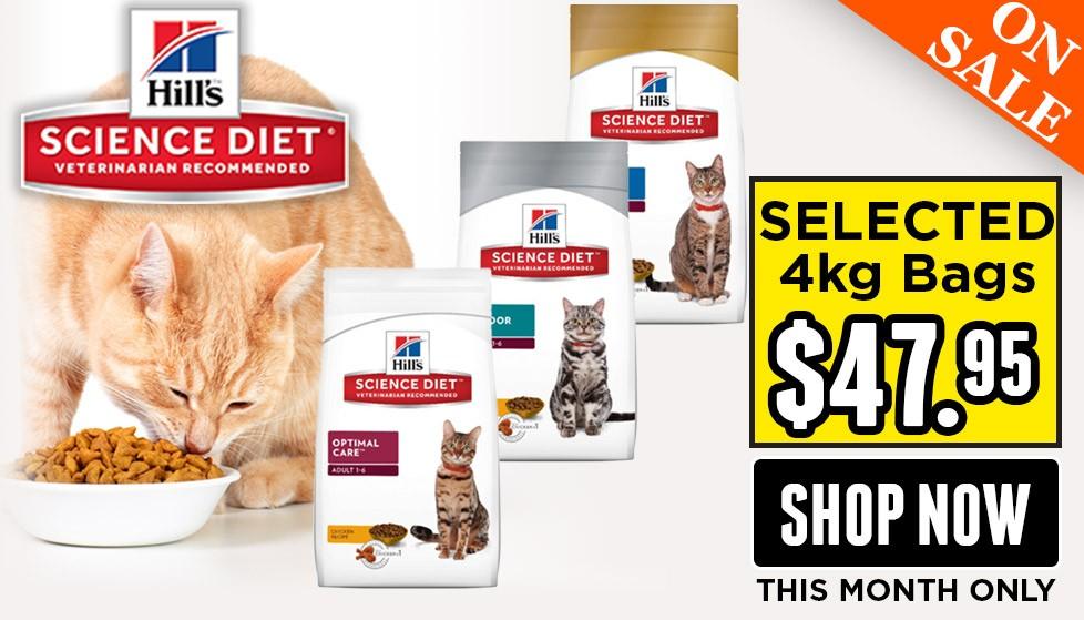 Science Diet Feline